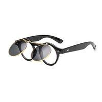 غطاء ورقي قصر النظر نظارات شمسية نسائية الشمس كليب قصر نظر نظارات الرجال فاسق البخار الرجعية النظارات وصفة طبية تخصيص N5