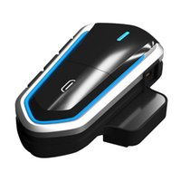 Auto Car Motorcycle Helmet Wireless Bluetooth 4. 1 Headset Sp...