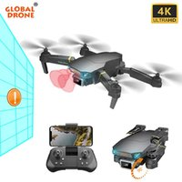 Globale Drone 4K HD-Kamera EXA GD89 Pro RC Hubschrauber Fpv Quadrocopter Hinderniserkennung Drones Vs E58 Geschenke