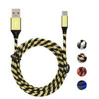 Micro USB Charging Charger Cable 3FT Long Premium Nylon Brai...