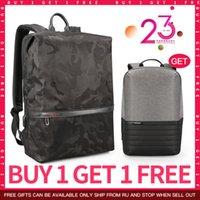 Kingsons Men Backpacks For 15.6 inches Laptop Backpack Large Capacity Women Shoulder Bags Student Casual Bag Water Repellent