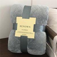 New Super Soft Réchauffez Microplush Couverture en molleton Throw Tapis Literie Canapé confortable avec lit Fluffy Couvertures Canapé