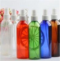 Путешествия Пустые Косметические бутылки Красочные Многофункциональная Пресс Spray Bottle Удобный на открытом воздухе Отделить Розлив бытовой 0 93yz F2