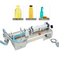 Máquina de enchimento líquido de enchimento da máquina de enchimento quantitativa pequena de enchimento de enchimento engarrafado da máquina de enchimento engarrafa rápida e conveniente