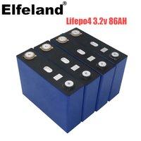 Elfeland 3,2 v 86ah LiFePO4 Lithium-Eisenphosphat-Batterie zyklus für DIY 24v 12v 200Ah Solar-Energiespeicher