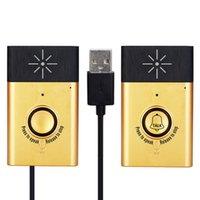 Wireless Voice Intercom campanelli, bidirezionale di conversazione casa citofono del campanello del corredo Interni Esterni citofono Sistema di sistema di sicurezza domestica