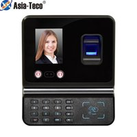 """Contrôle d'accès d'empreintes digitales 2.8 """"Écran F620 Système de poinçonnage de poinçonnage de temps biométrique"""