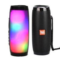 TG157 휴대용 LED 램프 블루투스 스피커 방수 FM 라디오 무선 스피커 미니 열 서브 우퍼 사운드 박스 MP3 USB 전화 컴퓨터베이스 방수