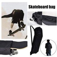 Çanta Omuz Skate Board Dengeleme Scooter Depolama Kapak Sırt Çantası 87 * 30 cm Taşıma Çantası Skateboarding'un Carry kaykay