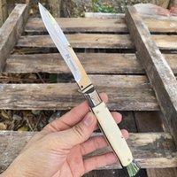 Samsend 10 polegadas Automático Faca Tática Faca 440C Lâmina de Camping Caça Carry Equipamento com você ferramenta de mão, com oxford saco