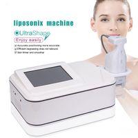 휴대용 Liposonix Sliming 기계 셀룰 라이트 제거 기계 초음파 바디 쉐이핑 체중 감소 지방 Valeshape Liposonix 기계 감소