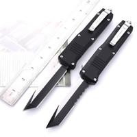 C07 grand 26CM couteaux automatiques couteau Benchmade T6061 poignée couteau acier OUT poche CNC VG10 couteau de chasse BM3300 Camping tactique de survie