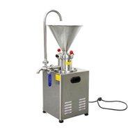 Werksverkauf 1500W Kolloidmühle Erdnussbutter Chilisauce Mühle kommerzielle Sesammühle Sauce Maschine 220v