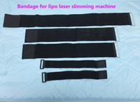 Correas para la máquina para adelgazar láser LIPO / Máquina de electrostimulación EMS