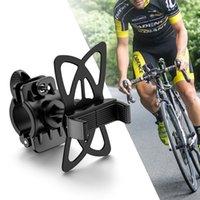 دراجة الهاتف المحمول حامل سيليكون دراجة نارية الدراجة المقود حامل قوس جبل الهواتف حاملي لجهاز iphone GPS