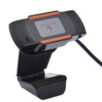 HD Webcam avec microphone 720P mise au point automatique 2 mégapixels USB Caméra Web pour ordinateur en streaming