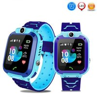 Q12 Kinder Smart Watch Anti-Lost Kind 1.44 Zoll Touchscreen SOS Intelligente Uhr LBS Positionieren Wasserdichte Sprechungsuhr