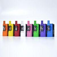 Original Imini Dick Öl Kit Eingebaute 500mAh Batteriekasten MOD 510 Thread 0.5ml 1.0ml Freiheit V1 Tankkassette Verdampfer E-Zigarette Kits