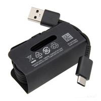 Qualità OEM Tipo USB Cavo C 1M 3FT 2A Cavo di ricarica veloce Cavo del cavo tipo-c per Samsung Galaxy S8 S9 S10 S20 Nota 8 9 10 EP-DG970BBE