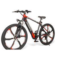 جديد الدراجة الجبلية 26 بوصة بطارية ليثيوم 36V الكهربائية على الطرق الوعرة سكوتر الذكية