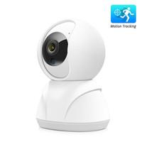 1080P Caméra IP sans fil intelligent WiFi caméra Enregistrement audio Surveillance Baby Monitor HD Mini caméra de sécurité Accueil