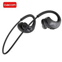 헤드셋 Dacom G34 스포츠 블루투스 헤드폰 IPX5 방수 무선 스테레오 Huawei 용