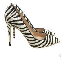 2020 그린 뱀 피부 미세 굽 높은 굽 신발 팁 얕은 입 나이트 클럽 단일 신발 여성의 신발 큰 크기를 춤 (45) 8cm 10cm 12cm