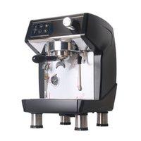 Itop Cafeteira Espresso Máquina de Café Italiana Semi-automática Comercial Cor Preto Cor Café Café 220V e assim por diante