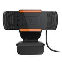 Веб-камеры HD USB 2.0 PC Camera 640x480 WebCam веб-камера веб-камеры с микрофоном для компьютерного ноутбука Skype MSN