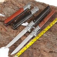 Offerta speciale Nuovo tipo di taglierina penna testa in acciaio 4 tipi 3Cr13 acciaio 56-58HRC elevata durezza strumento tagliente lama piegante tattica di campeggio esterna