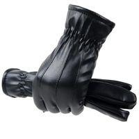 Fünf Finger Handschuhe Frauen Männer Unisex Winter Wärme Wärme Radfahren Fahrrad Fahrrad Ski Im Freien Wandern Motorrad Sport Vollfinger