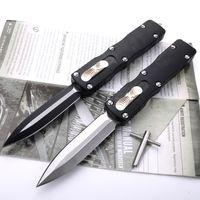 B2 CNC otomatik Benchmade bıçak T6061 kolu CNC VG10 çelik OUT çakı BM3300 Kamp taktik Survival Av bıçağı bıçakları