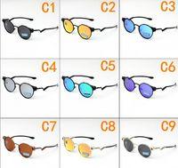 Outdoor Lunettes DORMANT Cyclisme Nouveau Hommes Sunglasse Metal Frame Polarized