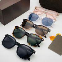 جديد 5605 نظارات شمسية رجالية ساحة الموضة الإطار UV400 حماية عدسة شعبي الصيف نمط النظارات الشمسية أعلى جودة تأتي مع القضية