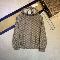 Heiße Männer Frauen Designer-Jacken-Mantel-Luxus-Sweatshirhodie Langarm Herbst-Sport-Reißverschluss Marke Windjacke Herren Klaidung plus Größe Hoodi