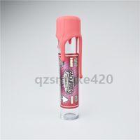Vuoto Pre Roll Tube Packwoods Sigaro Blunt Joints Contenitore Sapori Autoadesivo Etichetta Striscia olografica 2020 Future VVS Moonrock Tube