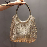 2020 Fashion Diamond Women Handbags Pu Leather Shoulder Bag Ladies Slung White Rhinestone Messenger Crossbody Bag Shopping Totes