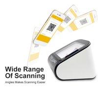 TEKLEAD Мобильного телефона Оплата QR сканер 1D 2D сканер штрих-кода Проводной USB штрихкоды Desktop