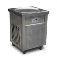 ETL US Dover To Door One Wrack 55см Pan Fry Roll Cream Roll Machine Мягкая жареная машина мороженого