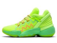 دونوفان ميتشل d.o.n. القضية # 2 أحذية كرة السلة d.o.n. العدد 2 Spidey Sense المجد الأخضر الأحذية المحلية متجر على الانترنت Yakuda 2021 الرجال التدريب أحذية رياضية أحذية رجالي