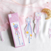 Stick Cute Supplies Fairy Book Lot 30pcs Stationery Children...