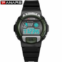 Relógios de pulso Panários 2021 homens esportes de rua chique relógio multi-função negócio impermeável luminoso pulso fitness digital macho