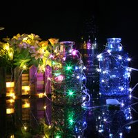 5M Fairy String Lights 50 Micro Starry Leds On Silvery Copper Wire for Wedding Centerpiece Party Christmas Table Decor 20pcs lot