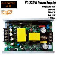 TIPTOP 230W 7R Sharpy شعاع نقل رئيس الخفيفة / 5R 200W تتحرك بقعة رئيس توريد ضوء انتاج الطاقة 36V + 12V / 36V + 24V / 28V + 12V / 24V + 12V / 12V