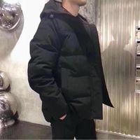 Новый стиль зимних мужчин Homme Winter Jassen Chaqueas Parka Верхняя одежда Большой мех с капюшоном FunRure Manteau Down Куртки Hiver Doudoune