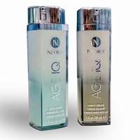 재고! New Neora Age IQ Nerium Ad Night Cream and Day Cream 30ml 스킨 케어 데이 야간 크림가 로고가있는 봉인 된 상자