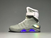 2020 high qualit Authentic Air Mag Back The Future Glow In T...