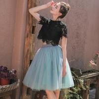 Röcke Frauen Erwachsene Prinzessin Tüll TUTU Rock Pettiskirt Mode Sommer Puffy Party Kostüm Dancewear Pettiskirts