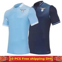 20 21 LAZIO Fussball Jersey 2020 2021 Lazio Fußball Hemd Luis Alberto Camiseta de Fútbol Immobile Sergej Maillot de Foot Uniformen