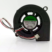 팬 냉각 원래 EF50201S1-C000-F99 -G99 12V1.02W 프로젝터 팬